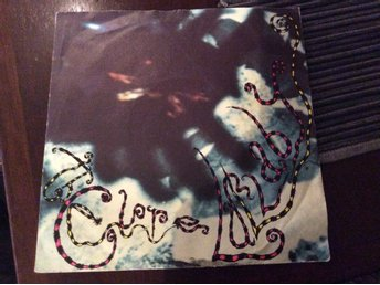 The Cure - Lullaby 7'