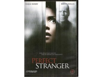 PERFECT STRANGER -BRUCE WILLIS (SVENSKT TEXT)