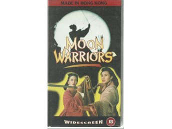Moon warriors - Andy Lau/Maggie Cheung - Ej text - Vhs