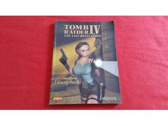 SPELGUIDE TOMB RAIDER 4 IV till Sony Playstation