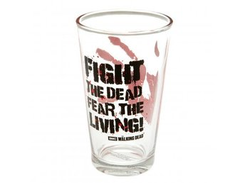 The Walking Dead Dricksglas FTD