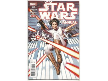 Star Wars Volume 2 Annual # 2 NM Ny Import