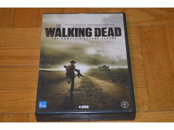 The Walking Dead - Hela Säsong 2 - 4-Disc - 2011 DVD