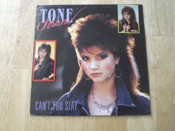 Tone Norum - Can't You Stay 7""