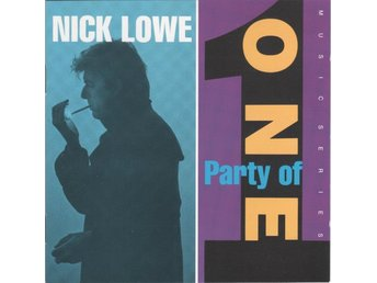 Nick Lowe ?Party of one