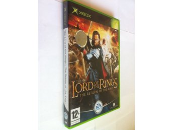Xbox: The Lord of the Rings - Return of the King