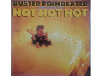 Buster Poindexter And His Banshees Of Blue title* Hot Hot Hot* House, Latin 12""
