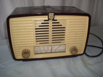 Radio Philips BX115u/19