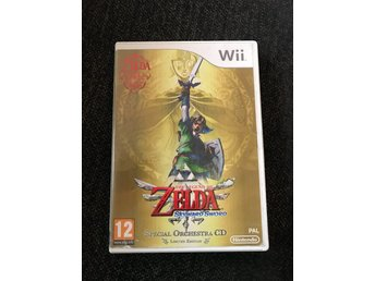 The legend of Zelda skyward sword till Wii / Wii U