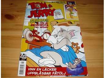 Tom & Jerry 2002 nr 5