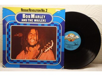 BOB MARLEY & THE WAILERS - RAGGAE REVOLUTION VOL 2