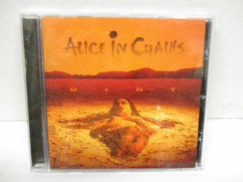 Alice In Chains - Dirt - FINT SKICK!