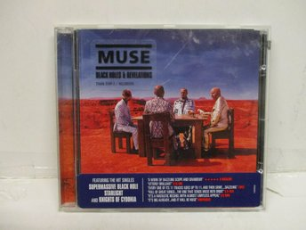 Muse - Black Holes And Revelations - FINT SKICK!