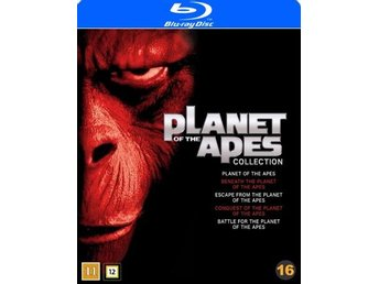 Planet of the apes - The 5-film collection (5 Blu-ray)