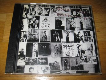 ROLLING STONES - Exile on main st. CD 1972