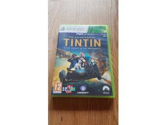 Tintin The Secret Of The Unicorn - Xbox 360