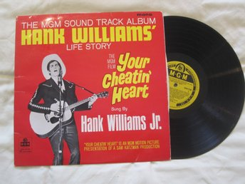 Hank Williams Life story ´´Soundtrack Your cheating heart´´
