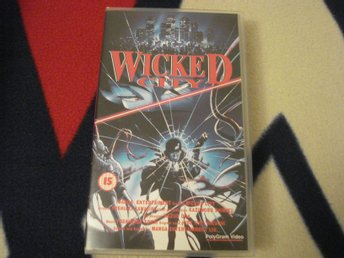 Wicked City - VHS - Anime