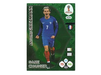 2018 Panini Adrenalyn XL FIFA World Cup Russia Game Changer Antoine Griezmann