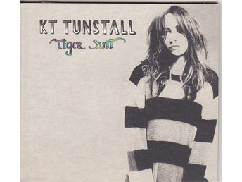 KT TUNSTALL: Tiger Suit 2010 CD