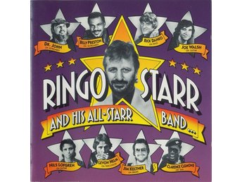 CD Ringo Starr & His All Starr Band