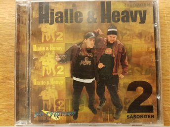 HJALLE & HEAVY – 2 Säsongen CD 1998