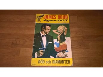 James Bond nr 1, 1967, skick GD