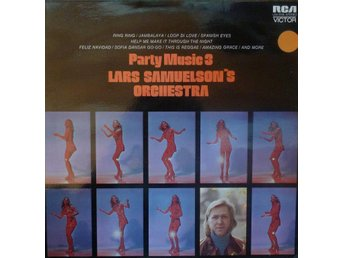 Party Music 3 - Lars Samuelson's Orchestra