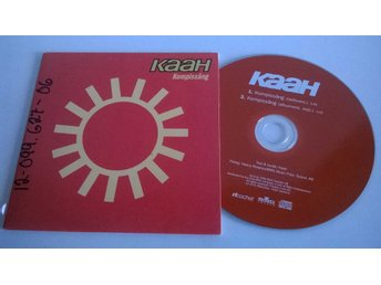 Kaah - Kompissång, single CD