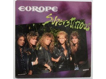 Europe - Superstitious EPC 652879 0