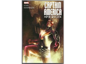 Captain America: Patriot TP NM Ny Import