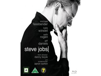 Steve Jobs, Bluray, Drama