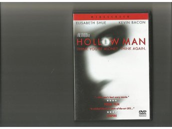 HOLLOW MAN - KEVIN BACON (2000) DVD