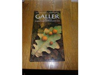 Galler En fälthandbok om gallbildningar på vilda odlade växt - Knäred - Galler En fälthandbok om gallbildningar på vilda odlade växt - Knäred