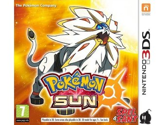 Pokemon Sun (Bergsala UK4)