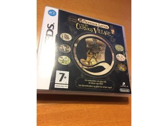 Professor Layton and the Curios Village (Nintendo DS)