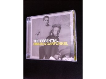 The Essential Simon and Garfunkel Oöppnad CD
