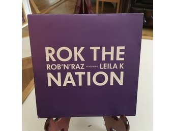"ROB´N´RAZ FEAT. LEILA K ""ROK THE NATION"""