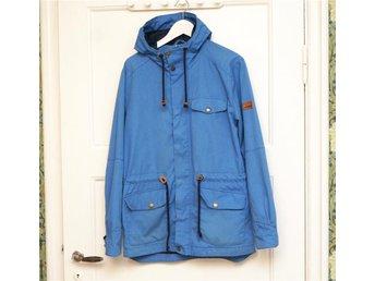 Encore blå jacka, storlek Medium. använt men fint skick! - Enskede - Encore blå jacka, storlek Medium. använt men fint skick! - Enskede