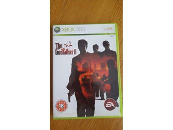The godfather 2, xbox 360 spel