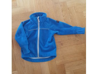 Vindfleece Polarn o Pyret Pop, strl 80