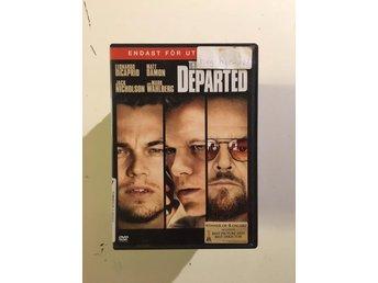 The Departed/Leonardo DiCaprio/Jack Nicholson/Matt Damon - Vittaryd - The Departed/Leonardo DiCaprio/Jack Nicholson/Matt Damon - Vittaryd