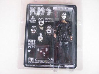 KISS KISS GENE NY/SEALED/OÖPPNAD