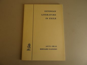 Estonian literature in exile