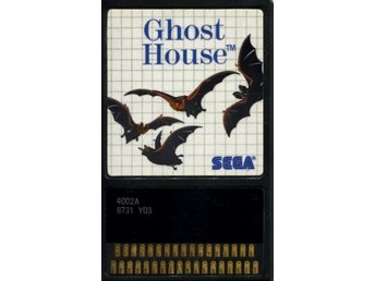 Ghost House (Sega Card) (Beg)