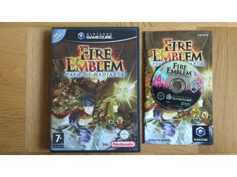 Nintendo GameCube: Fire Emblem: Path of Radiance