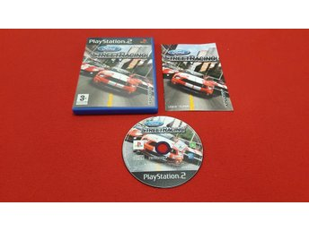 FORD STREET RACING till Sony Playstation 2 PS2