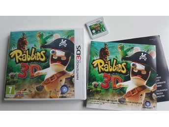 Rabbids 3D - Nintendo 3DS