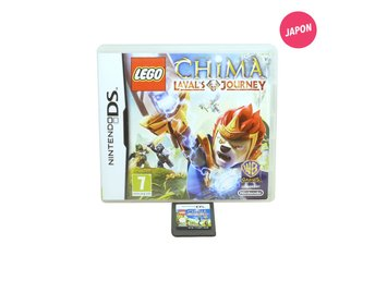 LEGO Legends of Chima: Laval's Journey (EUR / DS)