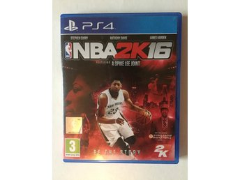 NBA playstation4